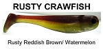 Rusty Crawfish Minnow 2.75