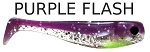 Purple Flash Minnow 2.75