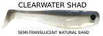 Clearwater Shad Minnow 3.25
